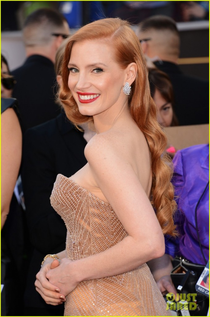 jessica-chastain-oscars-2013