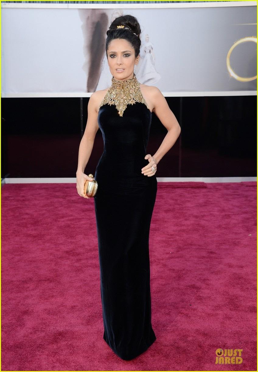 Mejor y peor vestidas en los Oscar 2013 -