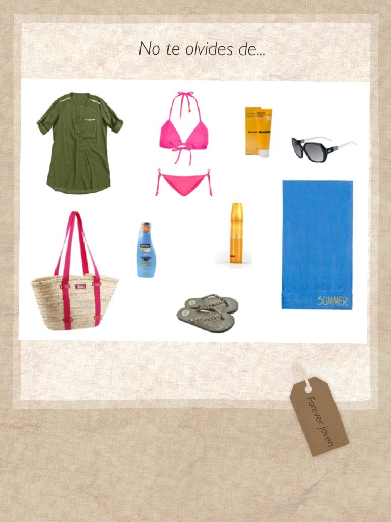outfit para playa