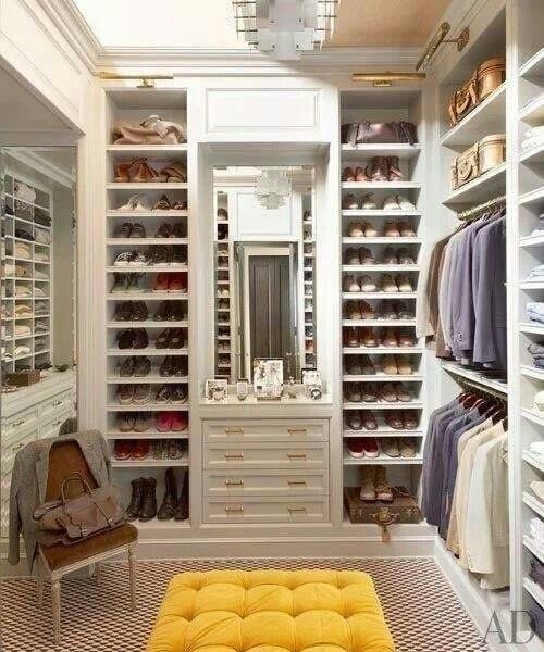como tener un armario ordenado