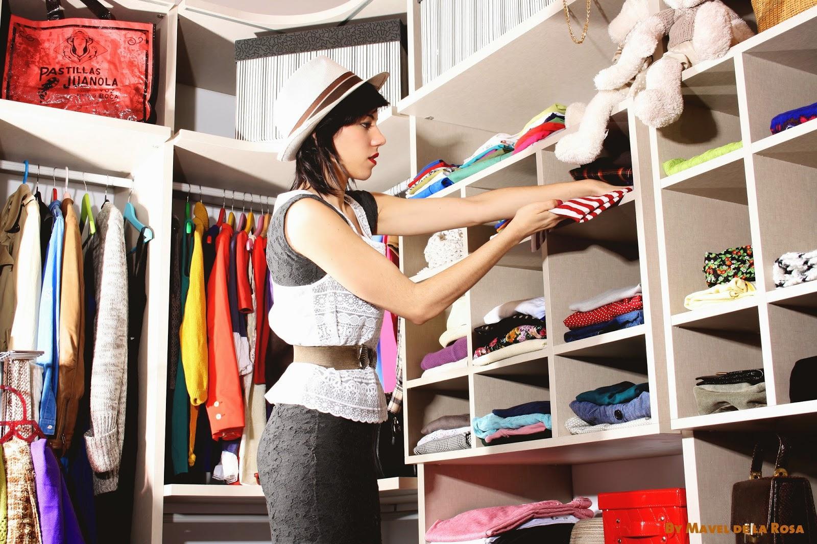 ordenar tu armario