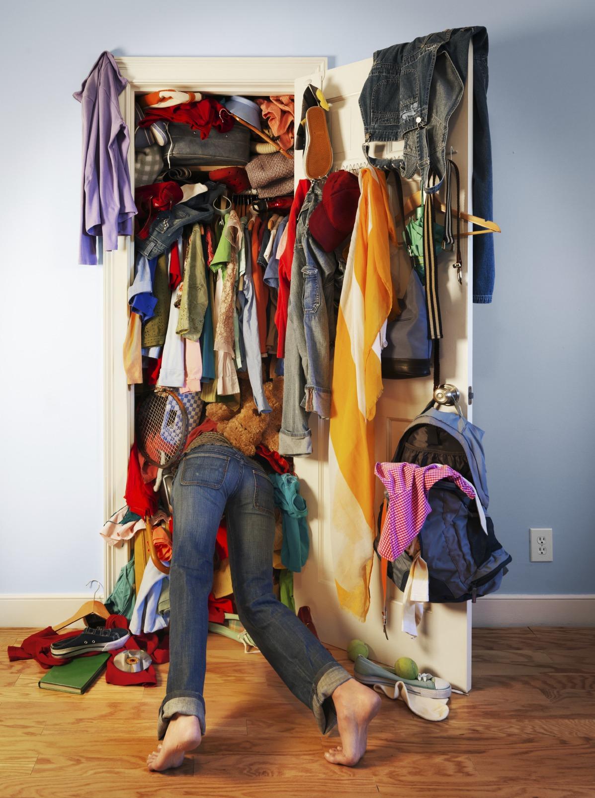 fondo de armario