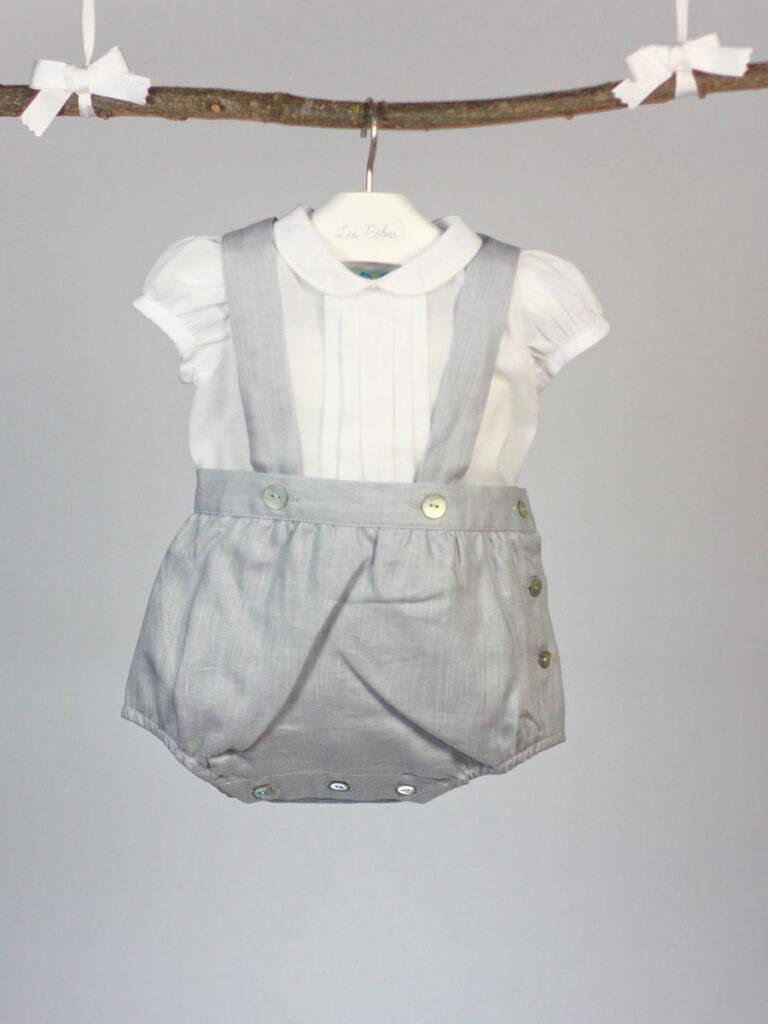 ropa clasica bebe