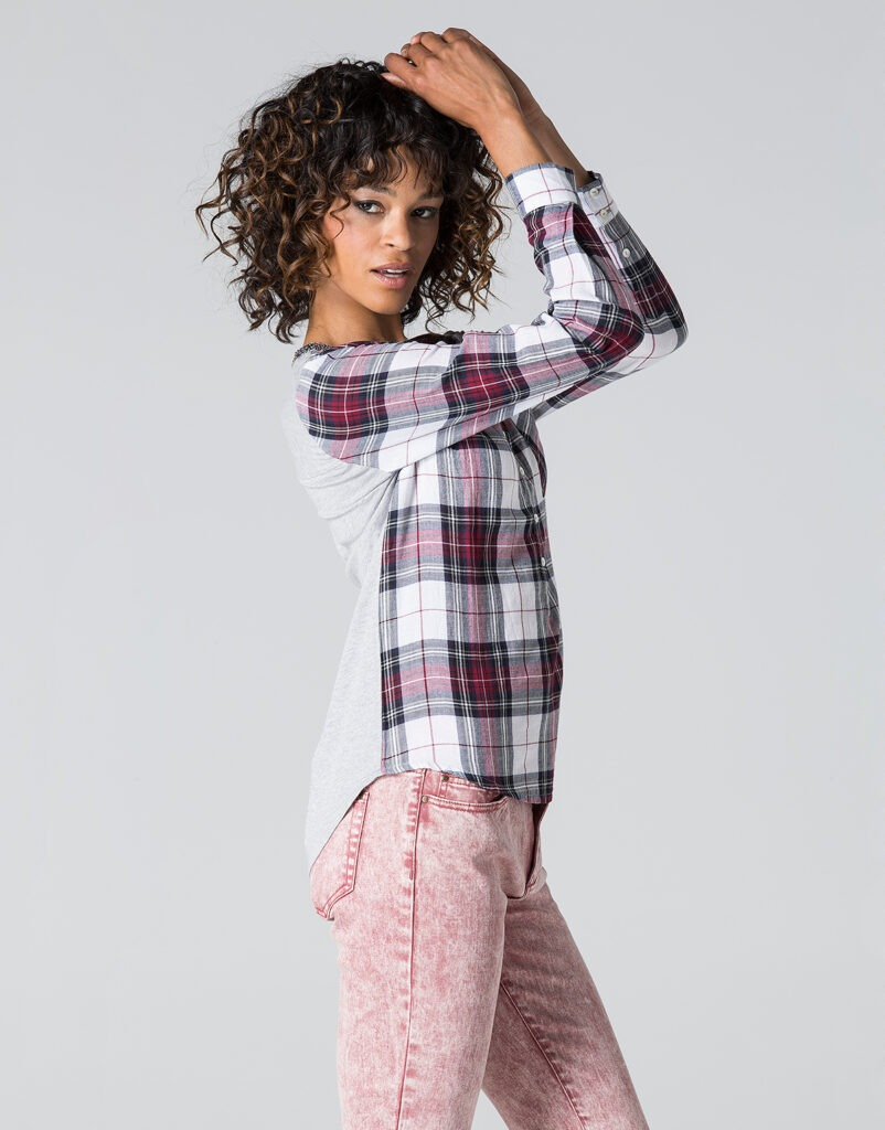 blusa cortefiel