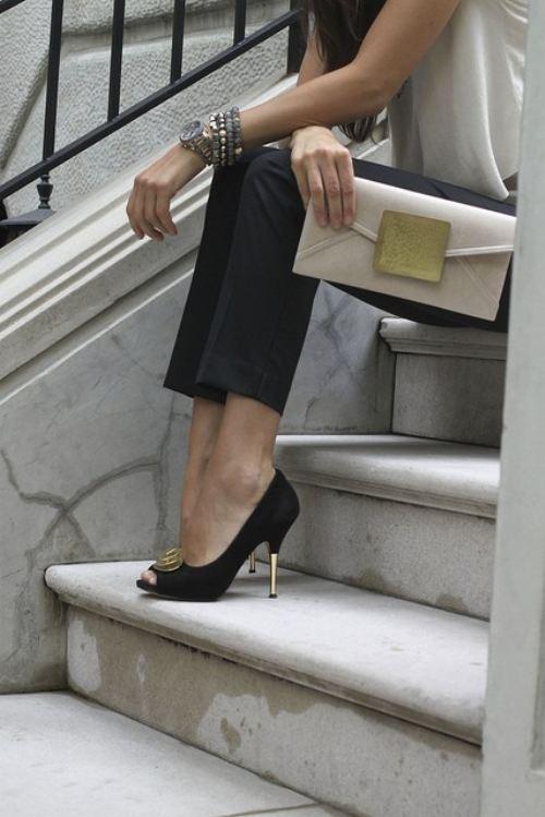bolso y zapato