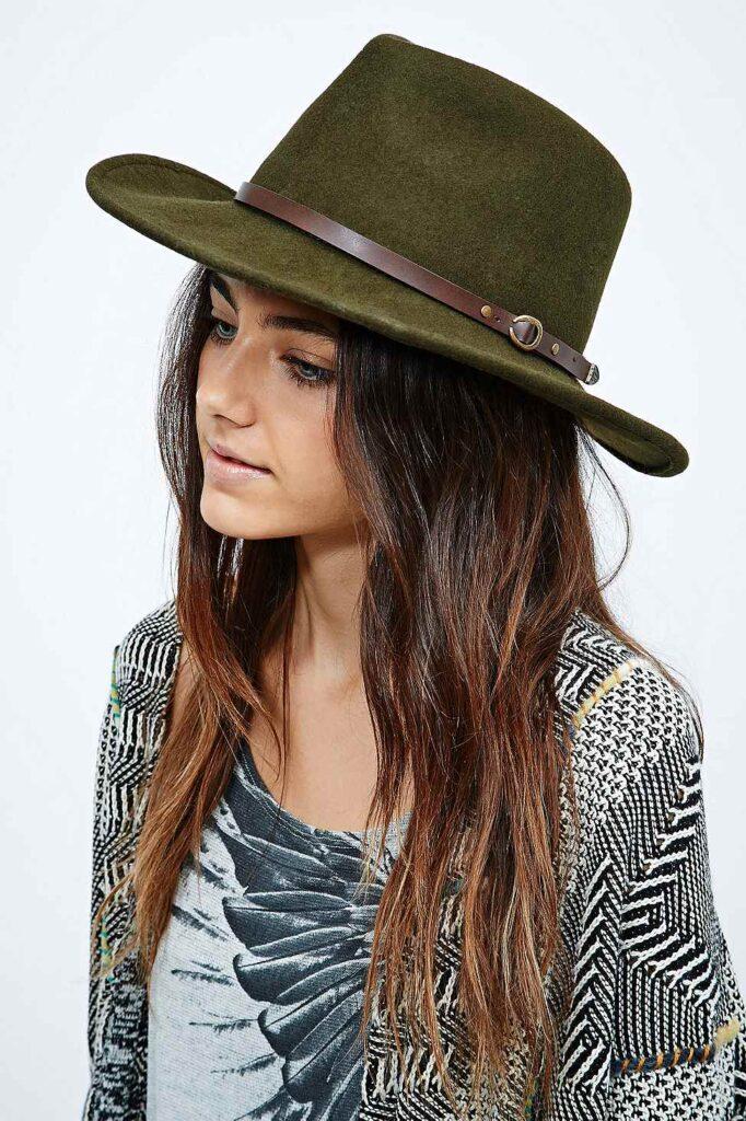sombrero de urban outfitters