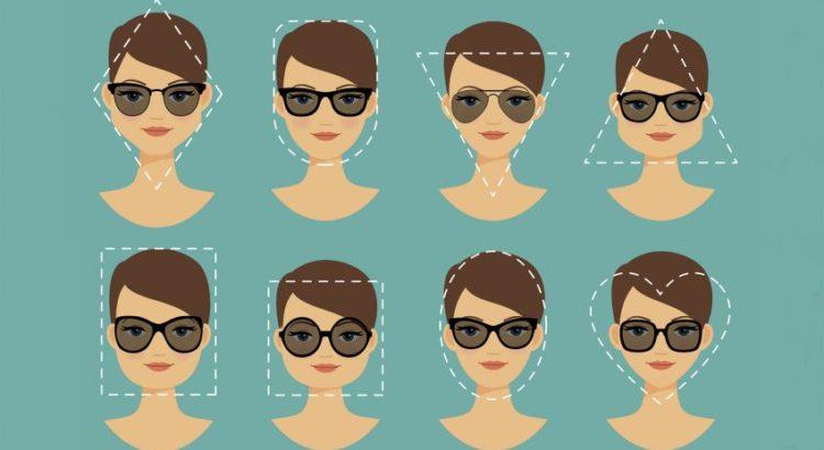 gafas de sol segun el rostro