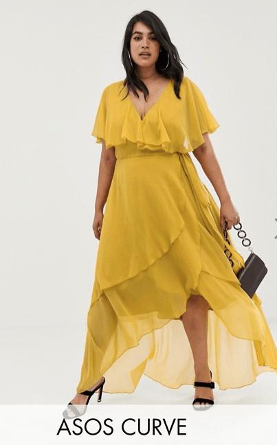 vestido tallas grandes
