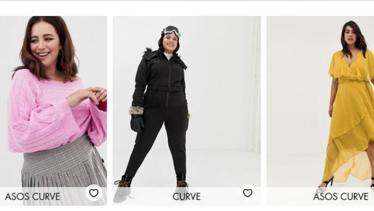 tallas grandes mujer