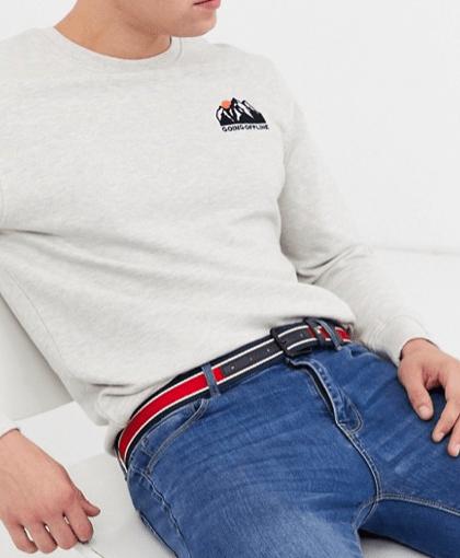 cinturon deportivo