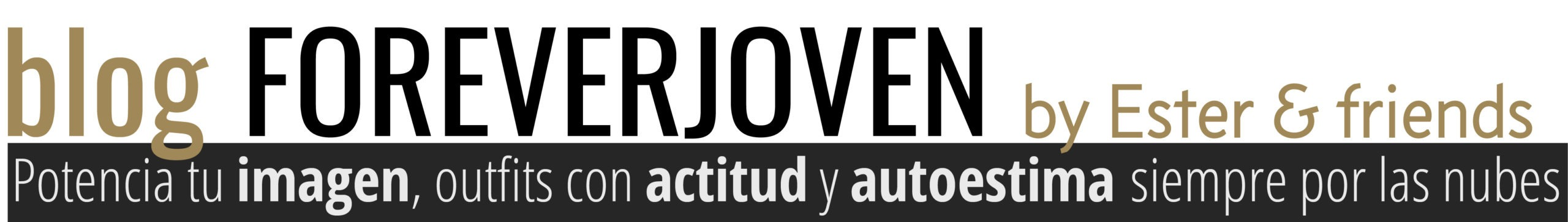 Blog de ForeverJoven by Ester
