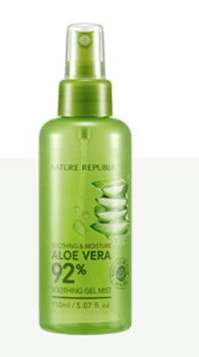 Bruma NATURE REPUBLIC en gel Soothing & Moisture Aloe Vera