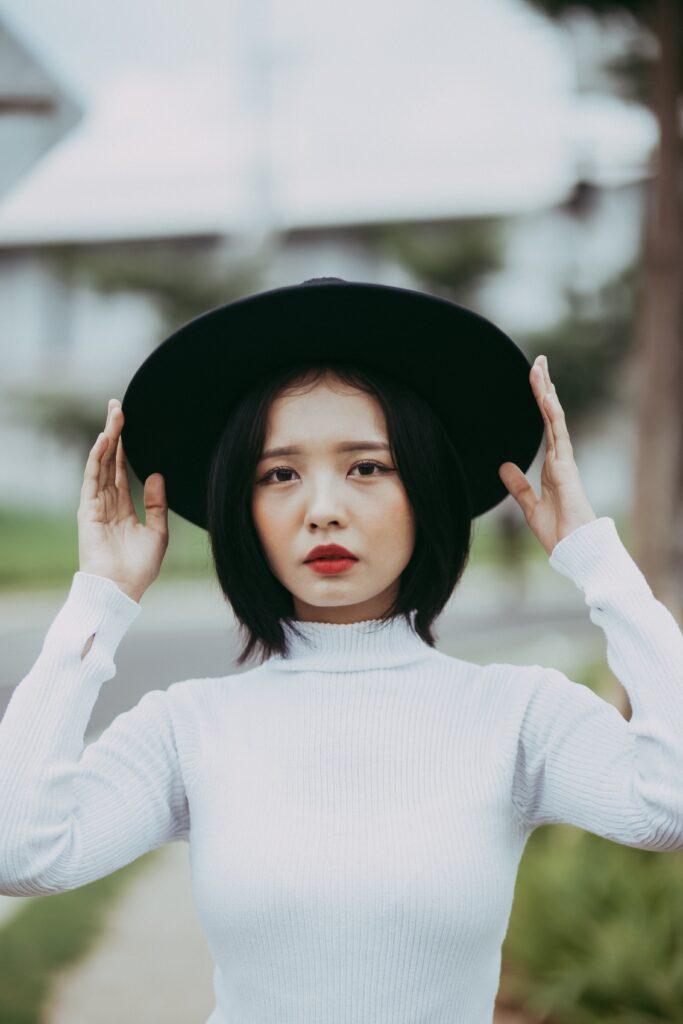 Belleza mujeres coreanas
