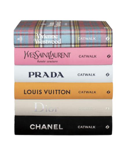 Libros de moda y colección